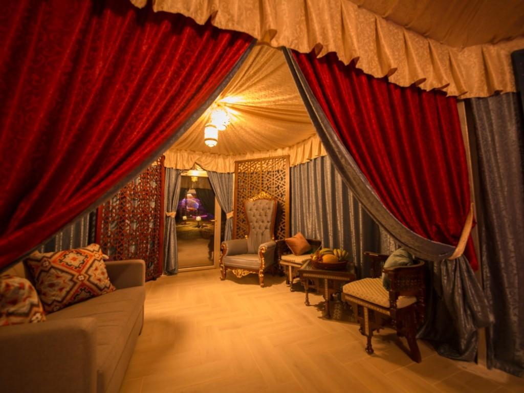 Executive Luxury Tent