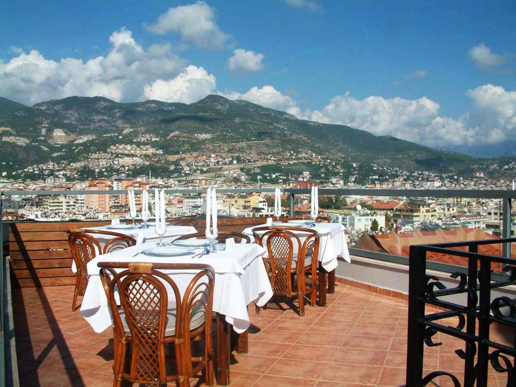 Restaurant Terace