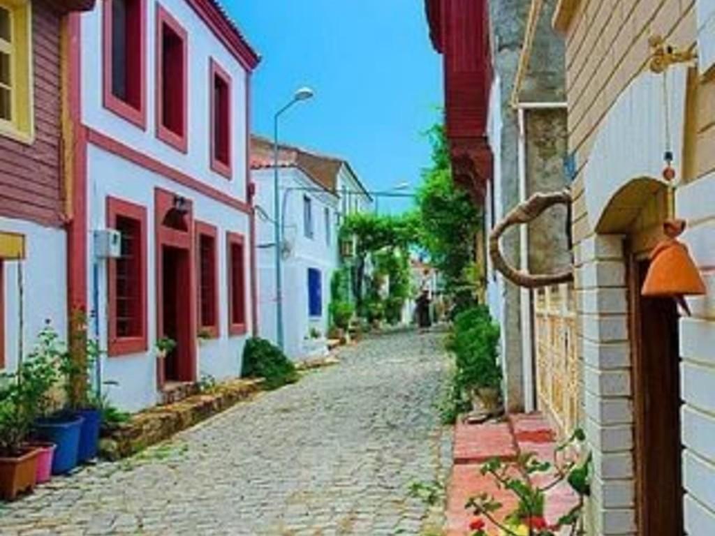 Ada sokakları