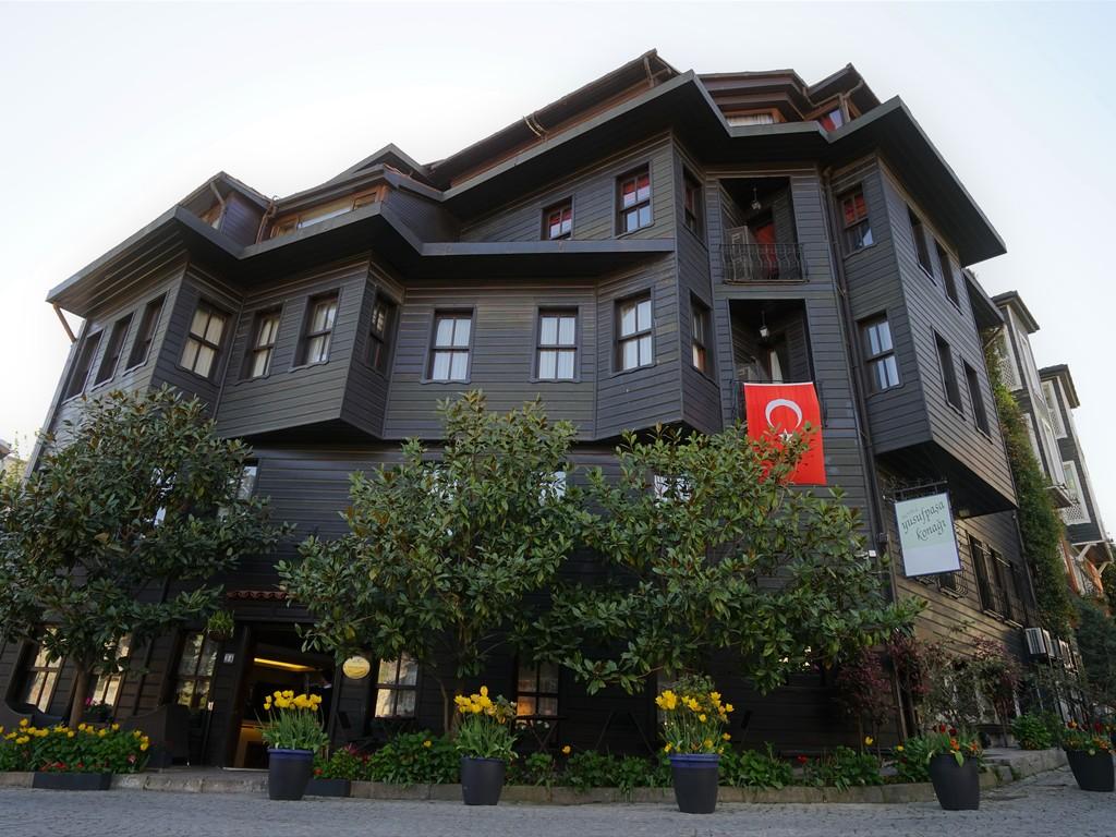 HOTEL YUSUFPAŞA KONAĞI