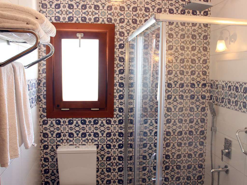 Eski Datca Hotel Bathroom