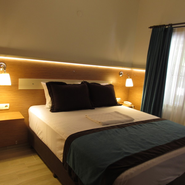 Half Board, Standard Room