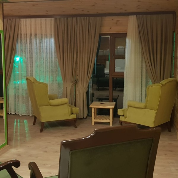 Bed & Breakfast, Bungalov