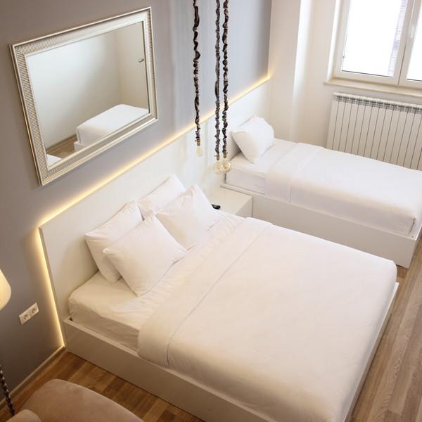 Maxela Apartments -  Deluxe Room