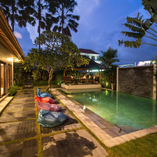 One-Bedroom Garden Villa with Private Pool