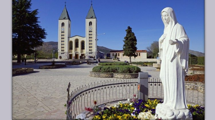 Pope's envoy to Medjugorje begins his ministry