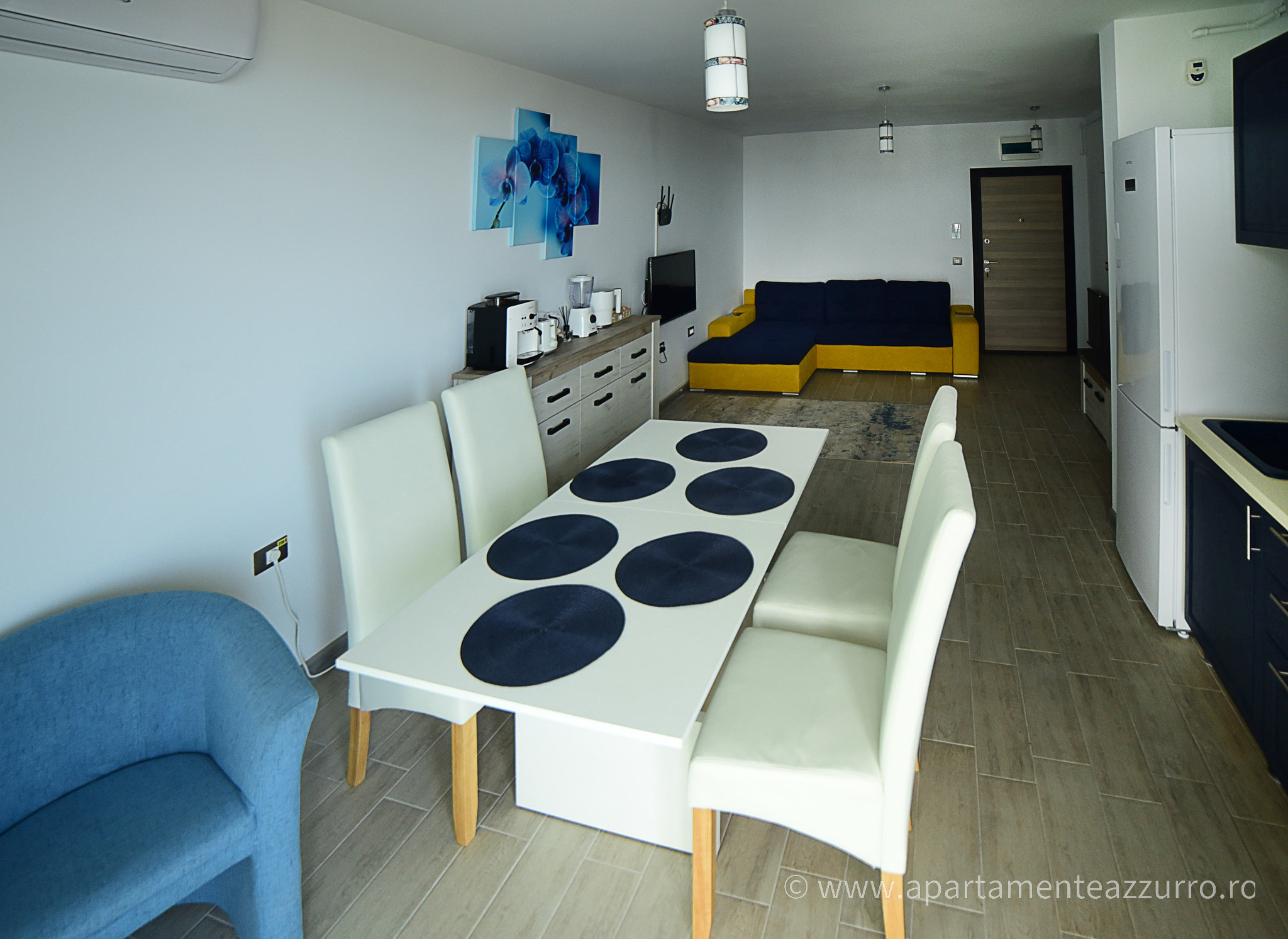 Appartement Azzurro J  - Alezzi Beach Resort (B10.7.136 J)