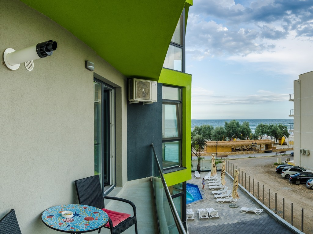 Apartament Azzurro on the beach (C5.2.16 E)