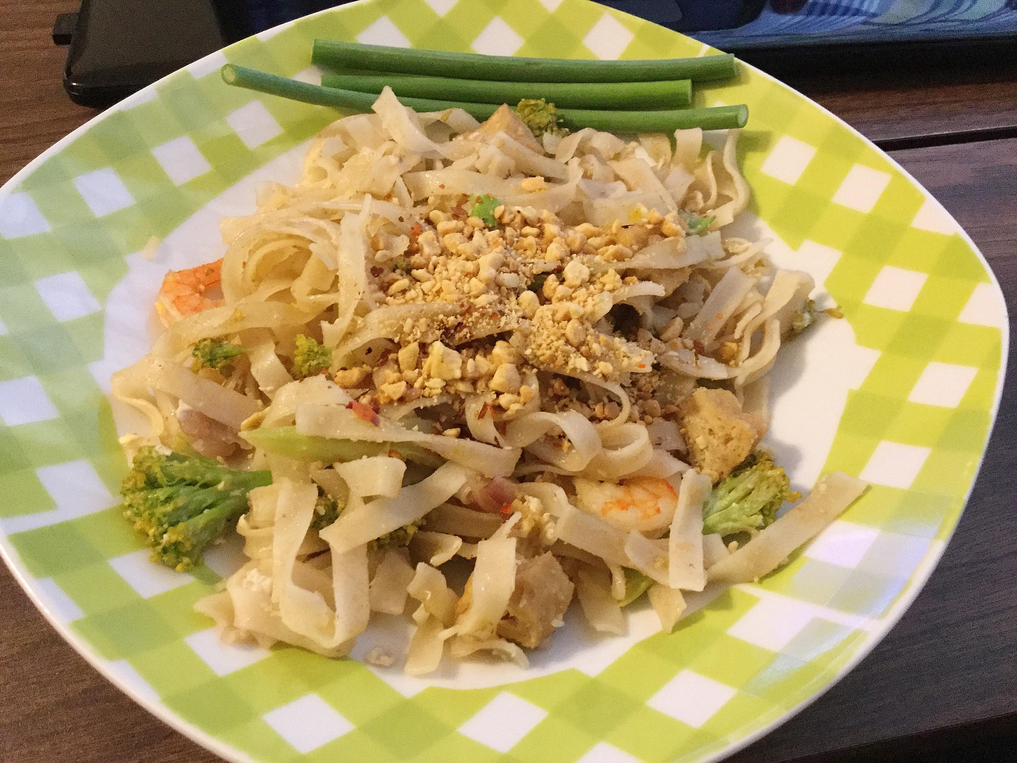 Common THAI Breakfast